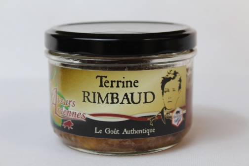 TERRINE RIMBAUD 180 g